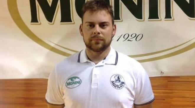 Roberto Colato nuovo scout volley soverato