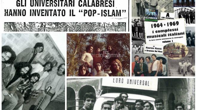 The Euro Universal inseriti nell'Enciclopedia dei Complessi musicali
