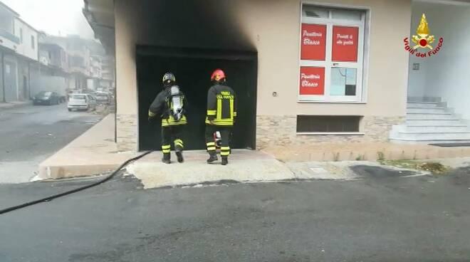 vigili del fuoco rocca di neto