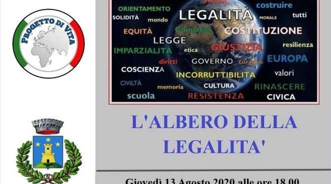 albero della legalità