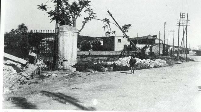 Bombardamenti catanzaro agosto 1943