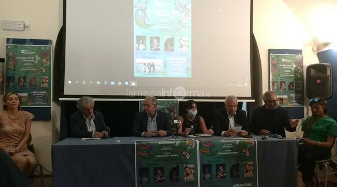 Conferenza Calabria fest