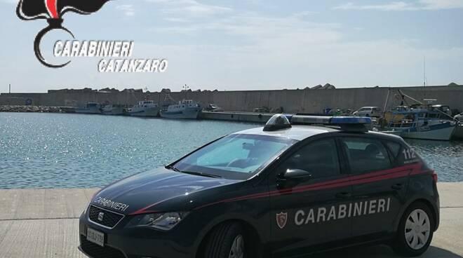 Radiomobile Carabinieri Catanzaro