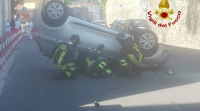 Incidente via Pascali2