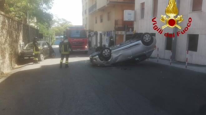 Incidente via Pascali