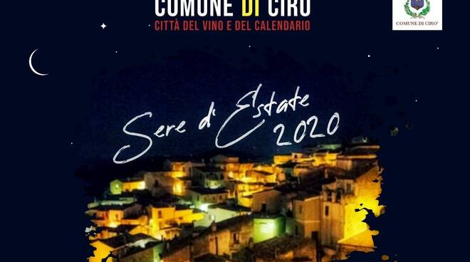 Sere d'Estate 2020