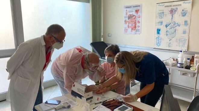 test sierologici medici base