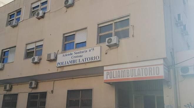 asl crotone poliambulatorio