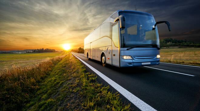 autobus redazionale