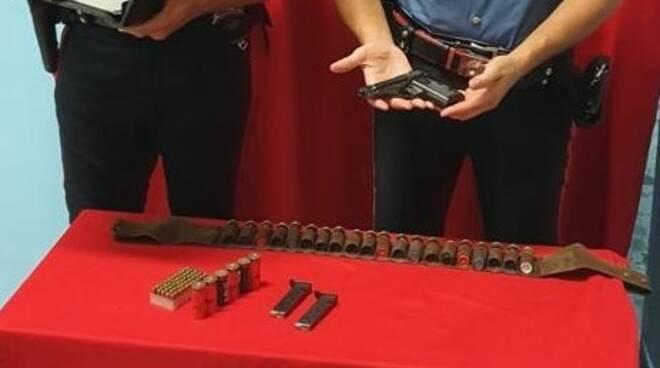 carabinieri armi