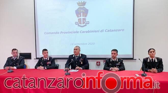 carabinieri nuovi ufficiali