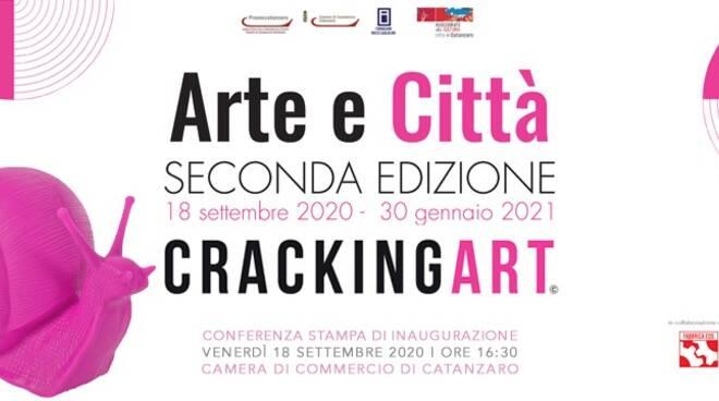 cracking art