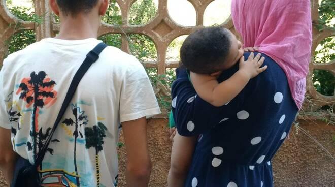 famiglia marocchina
