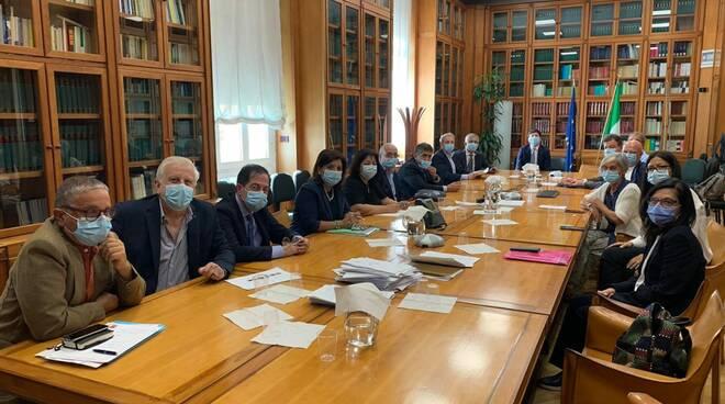 Incontro Roma sindacati Sanità