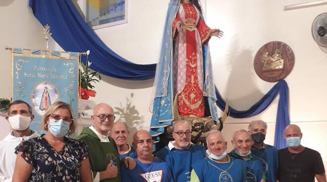 Santa Maria Zarapoti