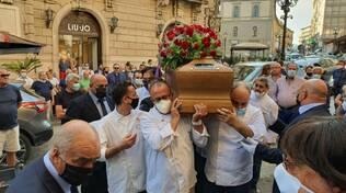 Funerali Antonio Cosentino
