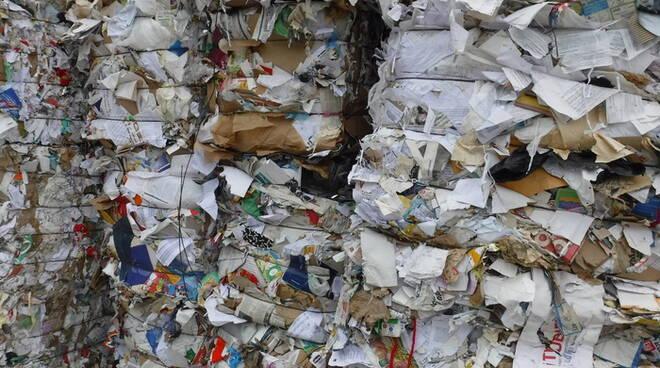 rifiuti carta