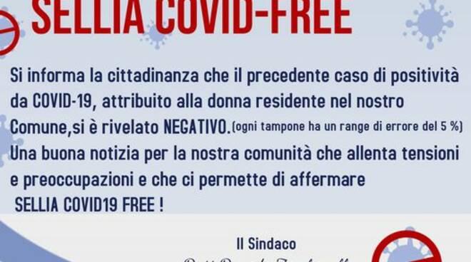 sellia covid free