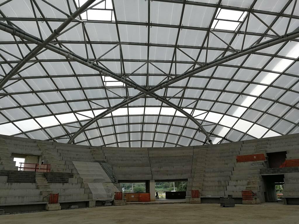 Palasport Di Via Del Progresso Attivo Non Prima Del 2021 Ma Serve L Approvazione Di Una Variante In Regione Lameziainforma