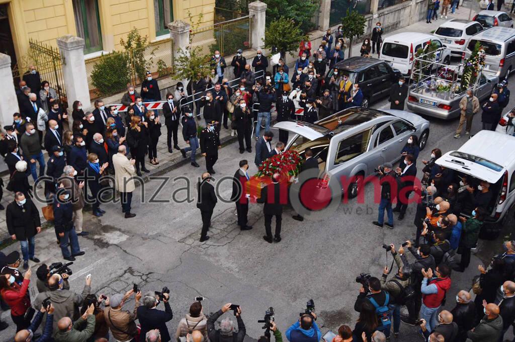 Addio presidente Santelli