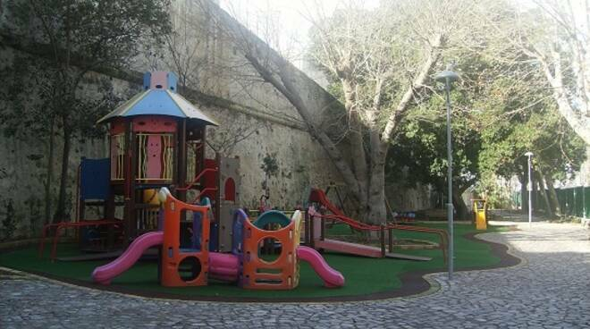Boden Powell parco crotone