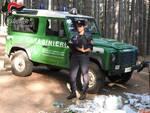 carabinieri rifiuti sila