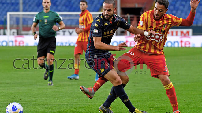 Genoa vs Catanzaro