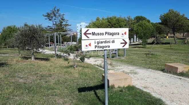 parco Pitagora jobel
