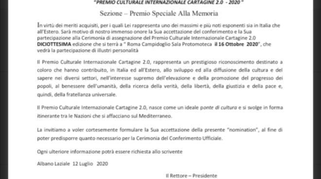 Rino Gaetano Premio Cartagine