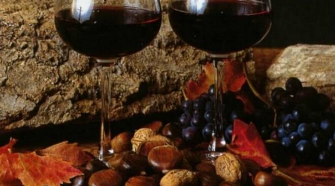 vino castagne