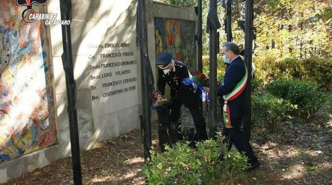 carabinieri monte covello
