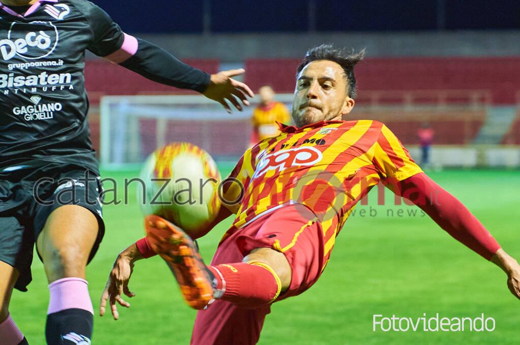 Catanzaro vs Palermo