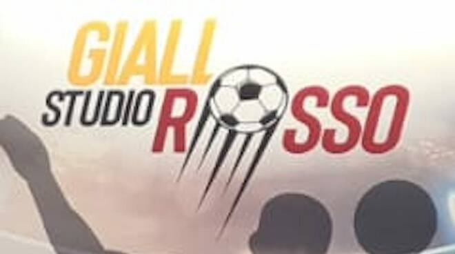 Studio giallorosso nuovo logo