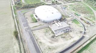 cantiere palasport
