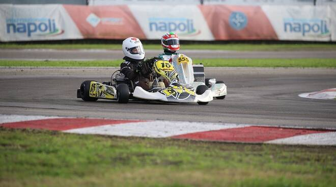 Simone-Karting
