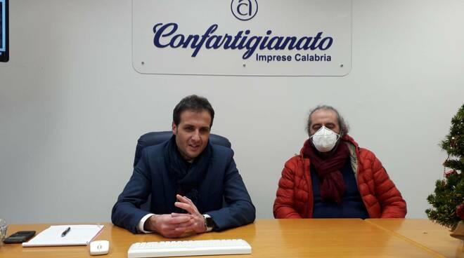 Silvano Barbalace e Antonio Blandi