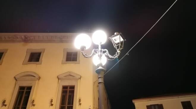 Illuminazione centro storico