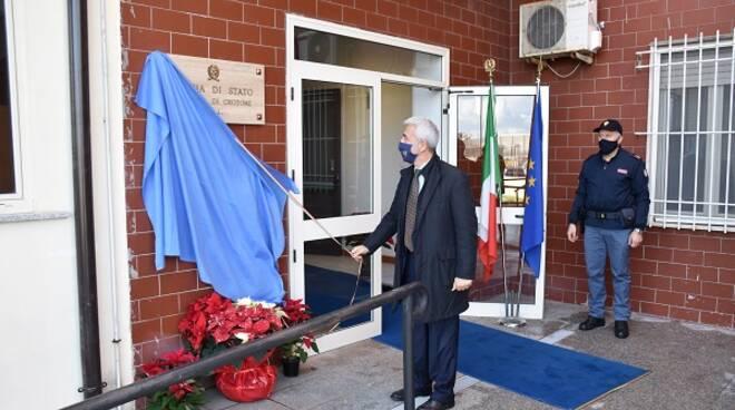 Inaugurazione della nuova sede dell'Ufficio Tecnico Logistico