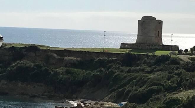 isola di capo rizzuto torre