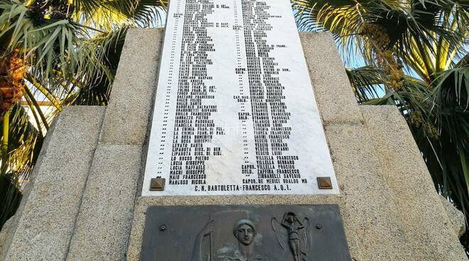 Monumento Caduti Sambiase