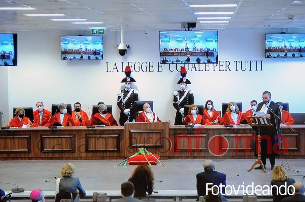 Inaugurazione Anno giudiziario