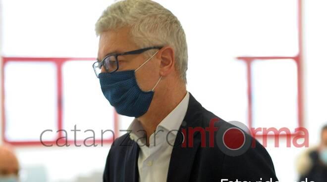 Nicola Morra Anno giudiziario 2021