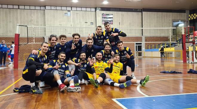 raffaele volley2021