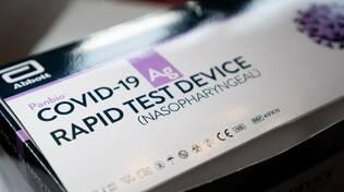 test rapido covid