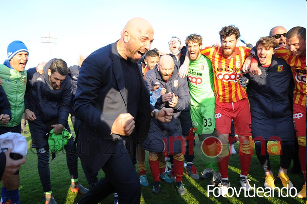 Catanzaro vs Ternana serie C calcio