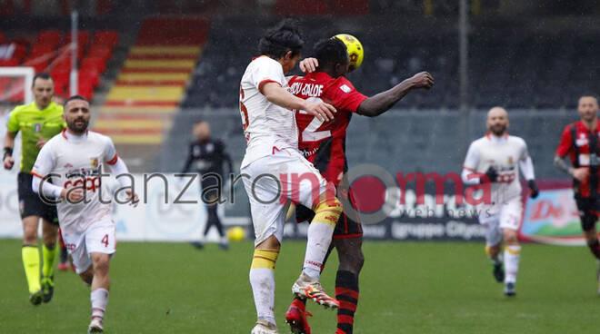 Foggia vs Catanzaro calcio Serie C