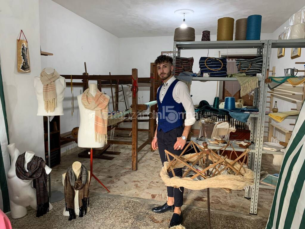 Rocco Vitaliano artigiano girifalco