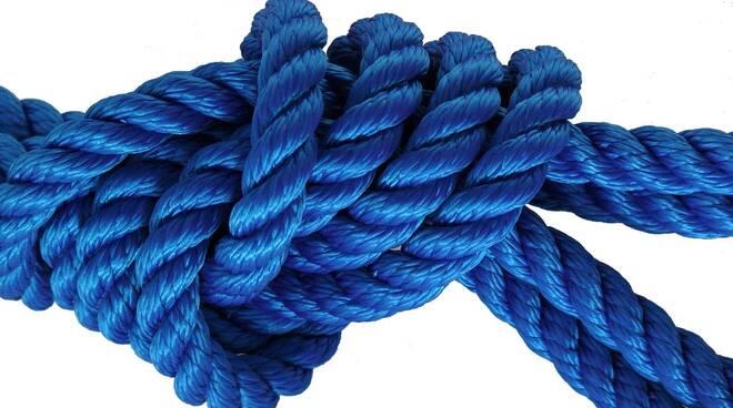 nodo blu