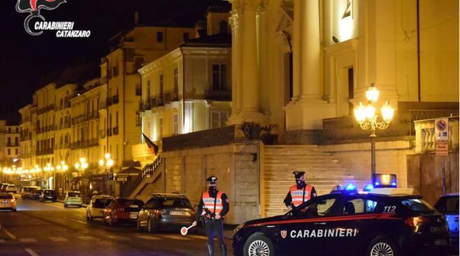 carabinieri numistrano