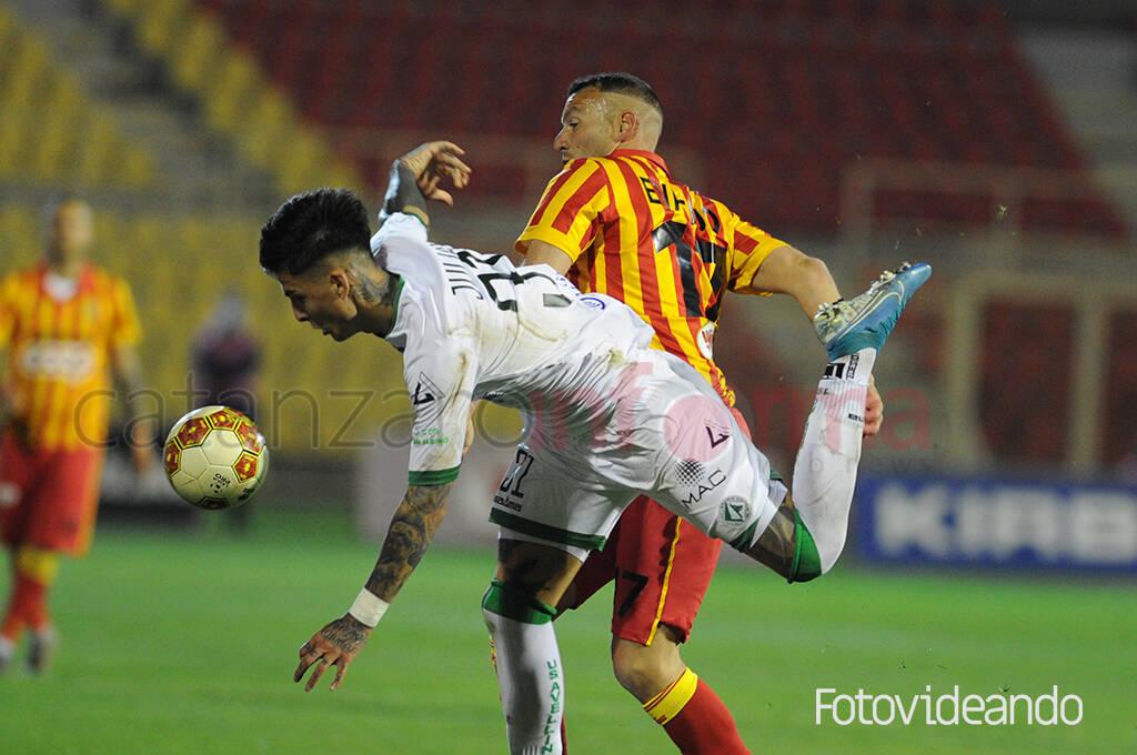 Catanzaro vs Avellino serieC calcio